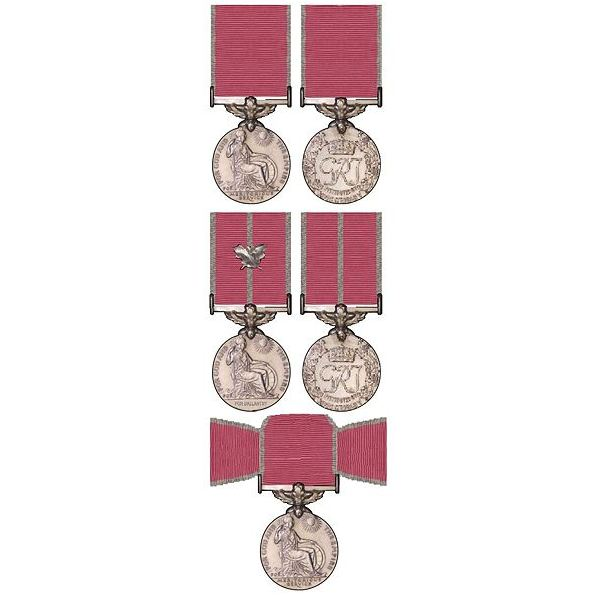 British Empire Medal from Wiki Commons by Robert Prummel