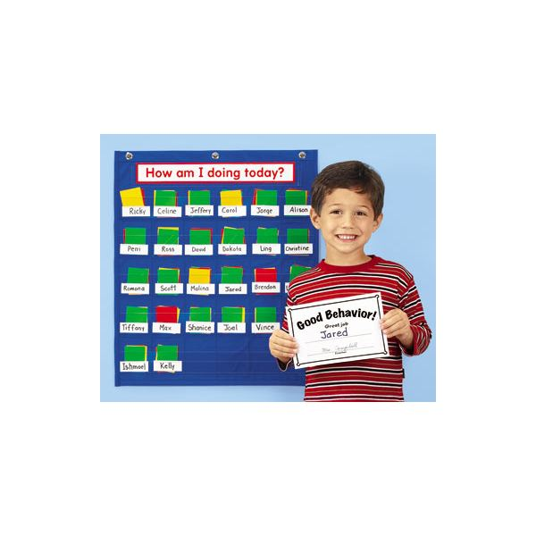 A Classroom Discipline Plan You Can Implement Today - The Card System