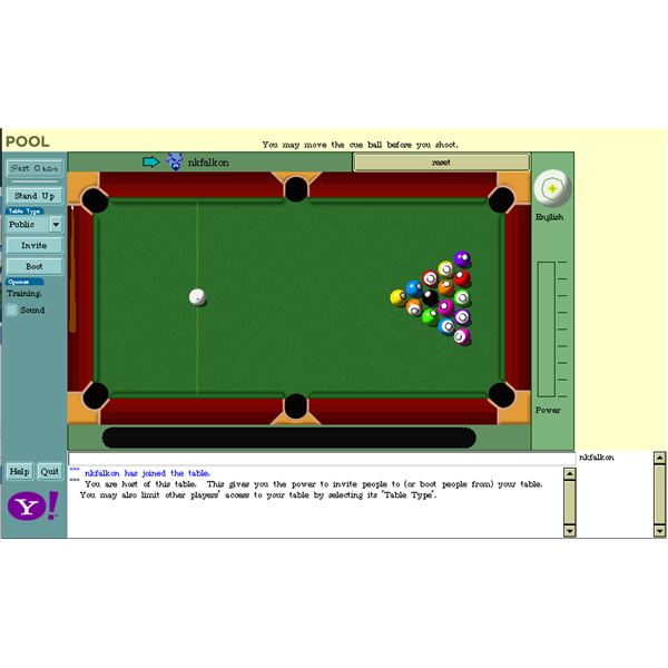 Free Online Pool, Billiards and Snooker Games