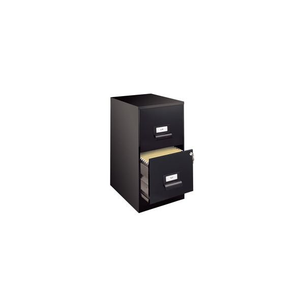 2 Drawer filing cabinet from office depot USA