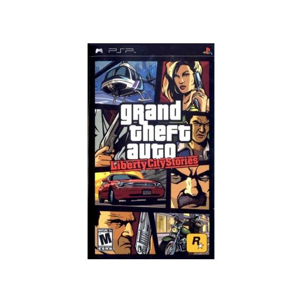 Grand Theft Auto Cheats: GTA Liberty City Stories Unlockables for PSP