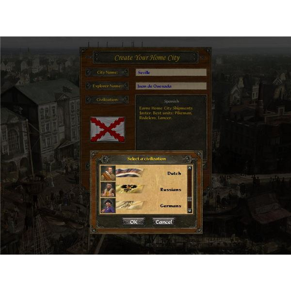 AOE III - Basic Strategy Guide - Civilizations Overview