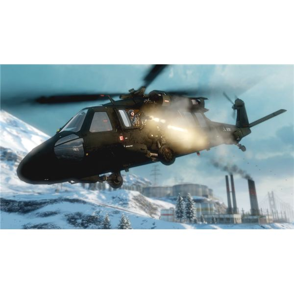 Bad Company 2 Helicopters