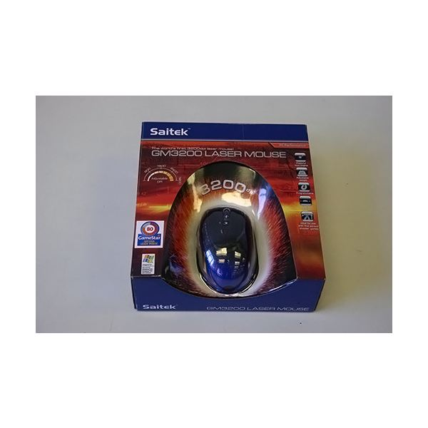 GM3200 Gaming Mouse Retail Pack