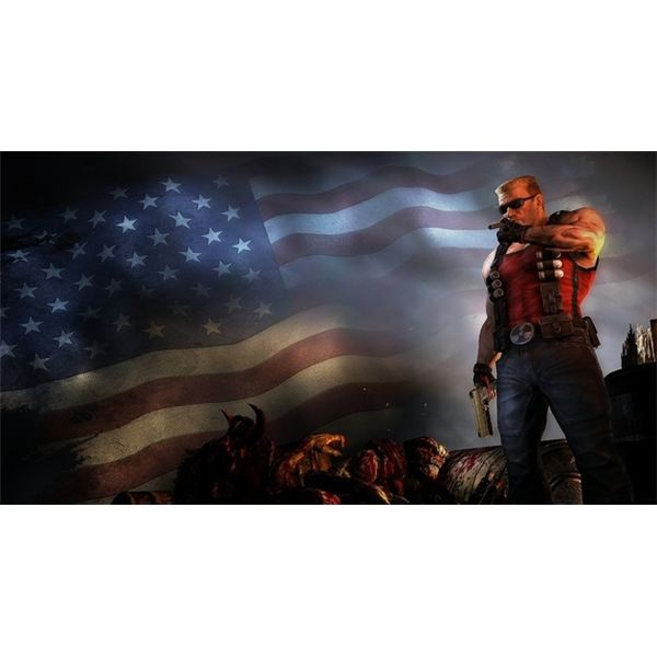 If Duke Nukem Forever represents American standards in gaming, may God help us all.