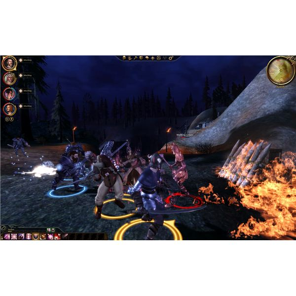 Dragon Age: Origins - Redcliffe - Protecting the Recliffe Windmill