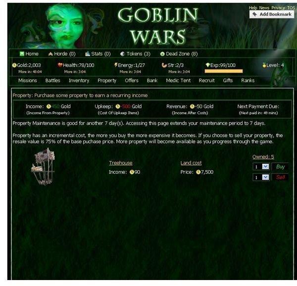 Goblin Wars