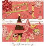 Christmas Confections by Computer Scrapbook