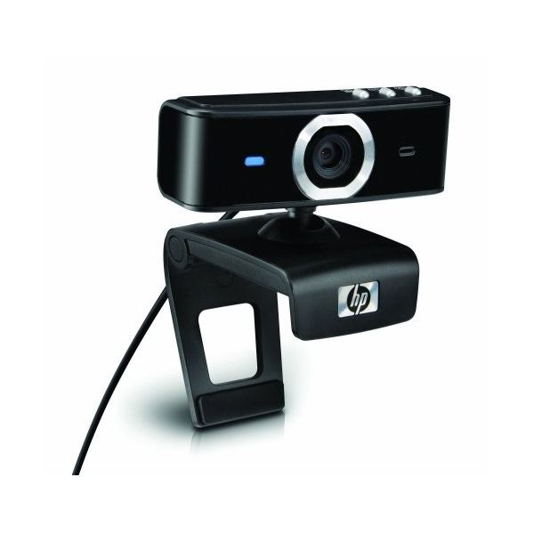 HP KQ246AA 8.0 MP Deluxe Webcam