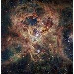 Tarantula Nebula, credit: ESO, IDA, Gendler, Thöne