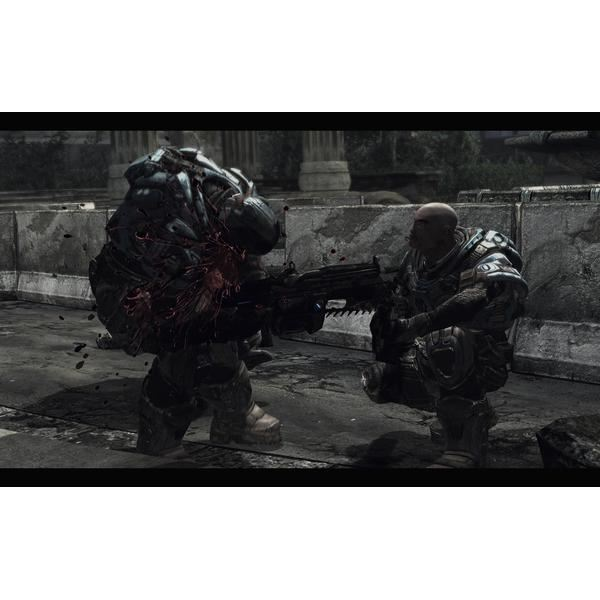 Gears of War 2: Carmine And His Penchant For Dying