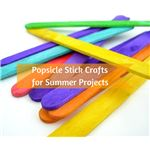 Popsicle Stick Crafts for Summer
