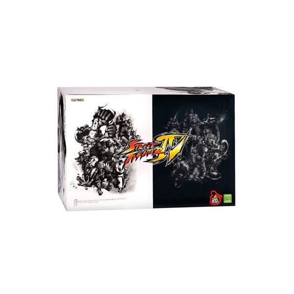 Madcatz Street Fighter IV Fightstick Tournament Edition for the Xbox 360 Review: First Impressions