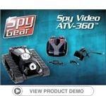 Spy Video ATV-360