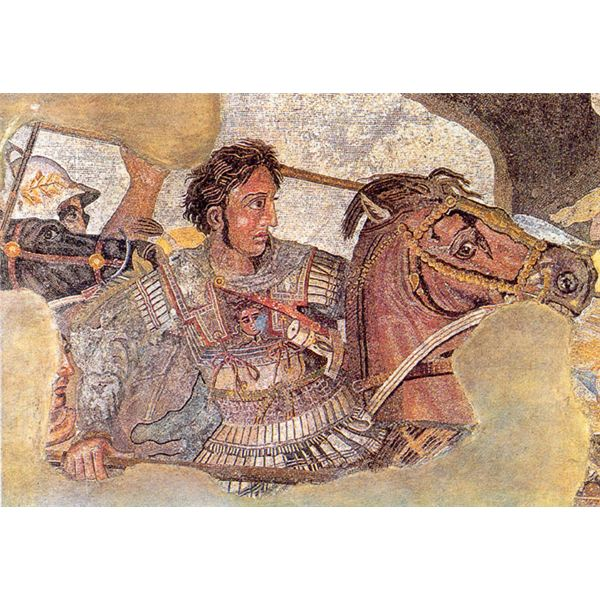 Introduction to Alexander the Great: Lesson Plan for Grades 9-12