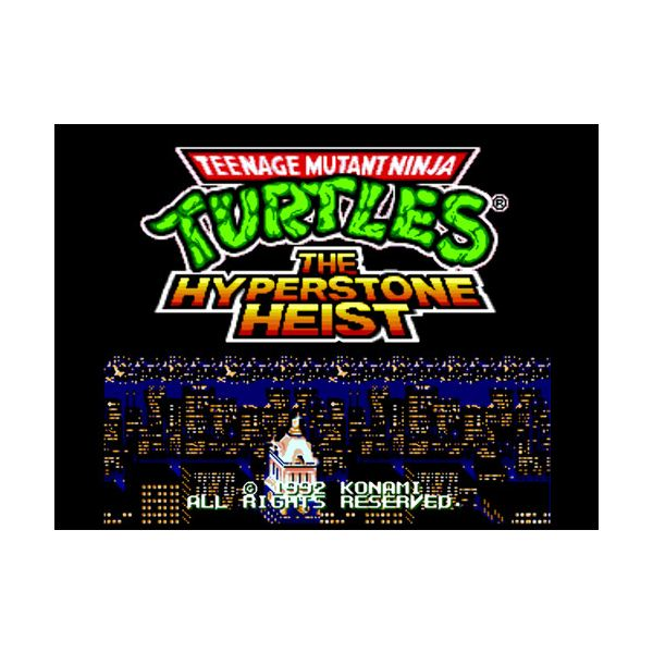Turtles in Time's Cousin