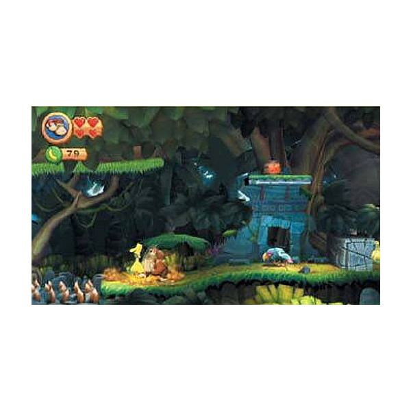 Donkey Kong Country Returns Walkthrough Image 1