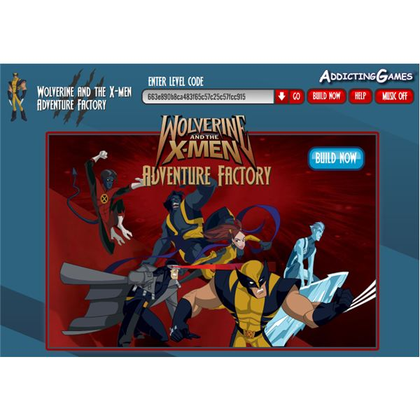 Wolverine and the X-Men Adventure Quest