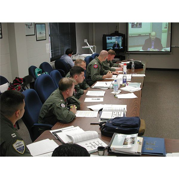 800px-US Navy 021023-N-3120N-001 Students enrolled in an Electronic Masters of Business Administration (EMBA) program of instruction at Training Air Wing Five (TRAWING 5)