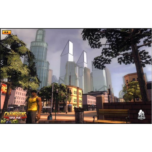 Champions Online - The Successor to the City Of Heroes Franchise