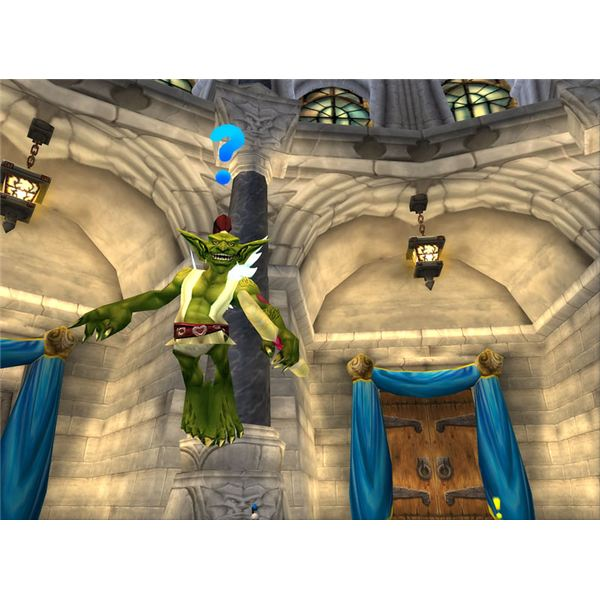 Guide to the World of Warcraft Love is in the Air Holiday Achievements
