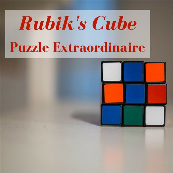 Fascinating Facts about the Rubik's Cube