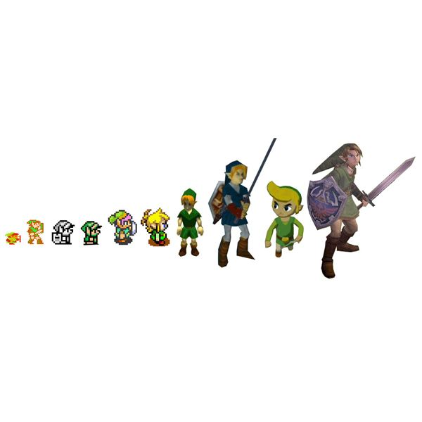 Ultimate Legend of Zelda Knowledge Base