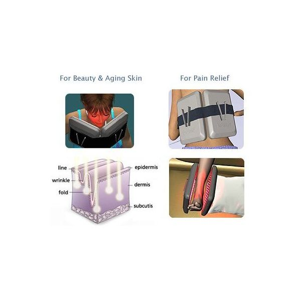 FDA approved treatment technology used in the comfort of your home for a non-invasive, drug-free treatment for pain and muscle injuries.