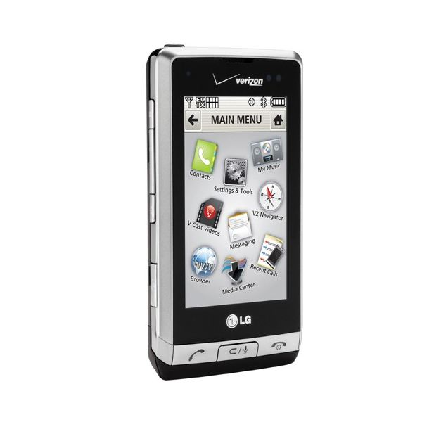How Do I Get My Ringtones on the New LG Dare Cell Phone?