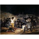 The Thid of May, 1808 by Francisco Goya