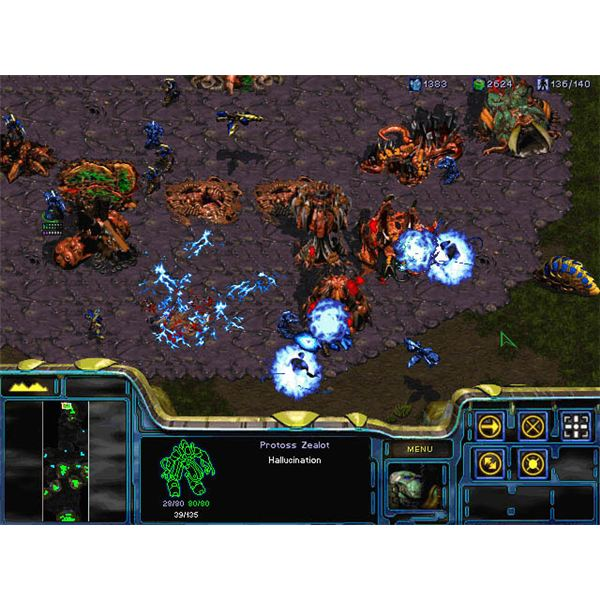 Best RTS LAN Games Including Starcraft and Command and Conquer