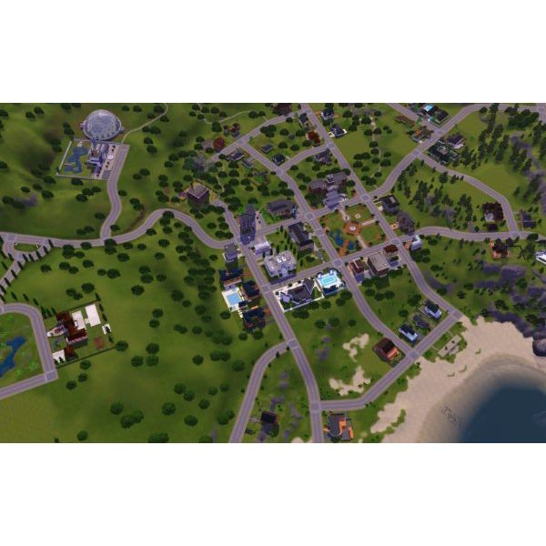 The Sims 3 Worlds and Neighborhoods Guide