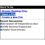 Microsoft Office and Your Blackberry - Apps for Your Office Documents