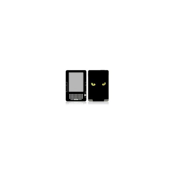 Black Cat Kindle Skins2