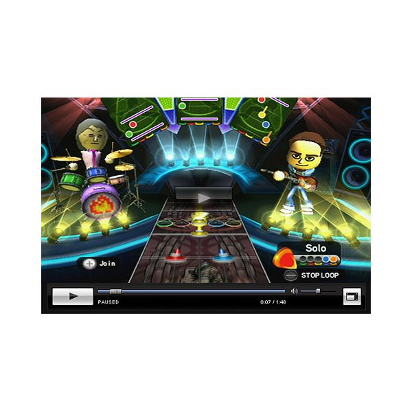 Guitar Hero World Tour screenshot