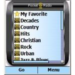 Pocket XM Satellite Radio for Windows Mobile