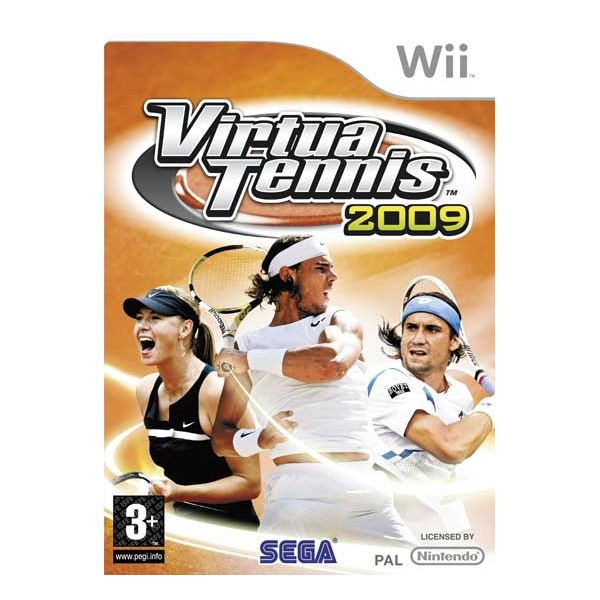Virtua Tennis 2009 Review