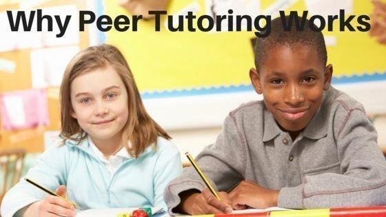 Why Does Peer Tutoring Work So Well?