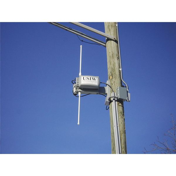 Wi-fi Antenna for a Wireless Mesh Network