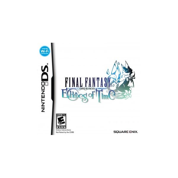 Nintendo DS Game Reviews: Final Fantasy Crystal Chronicles: Echoes of Time Review