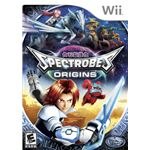 Spectrobes for the Wii gaming console and friends