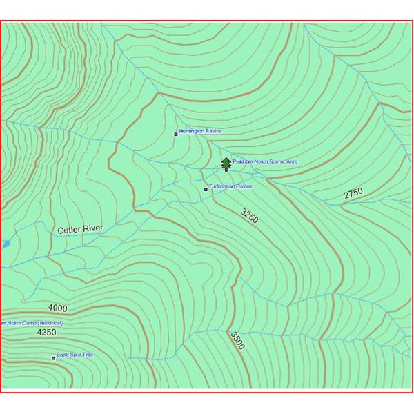 Gps Elevation Map.Garmin Topo Maps Topography Maps For Garmin Gps Devices