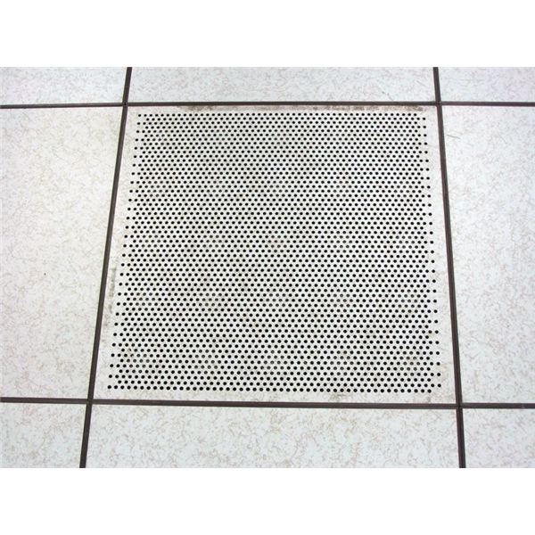 Raised Floor Air Return Tile