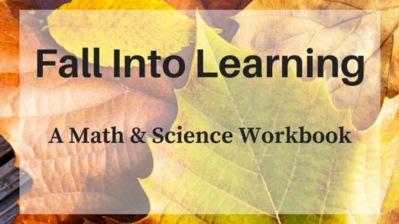 Math & Science Fall Fun Worksheets for Primary Grades