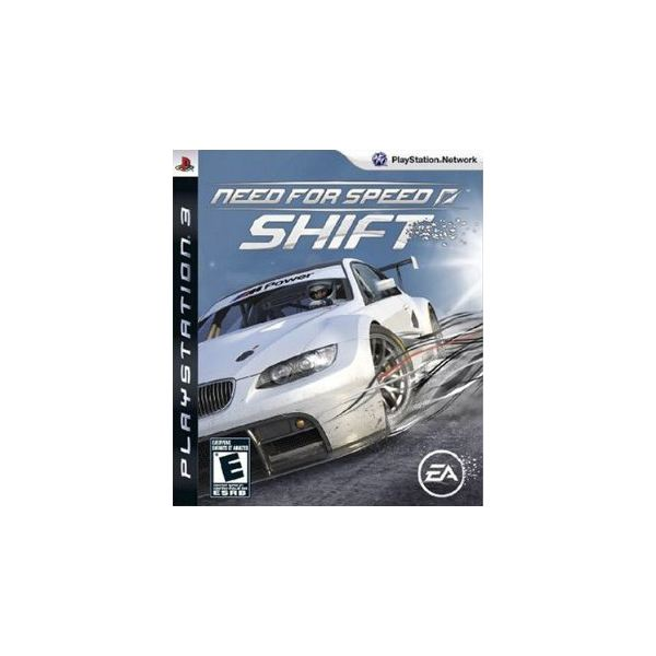 Need for Speed Shift PS3 Racing Game Review - Overview, Gameplay, Features, Graphics