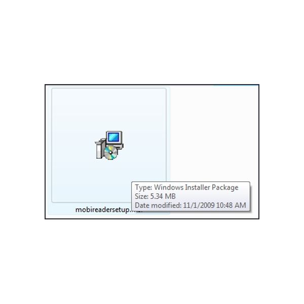 MobiPocket Windows Installer Download