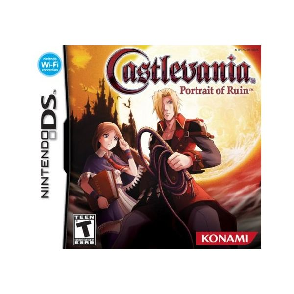 Castlevania Review: Portrait of Ruin for Nintendo DS