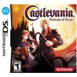Castlevania: Portrait of Ruin cover