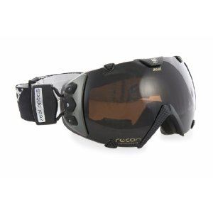 GPS Enabled Snow Goggles