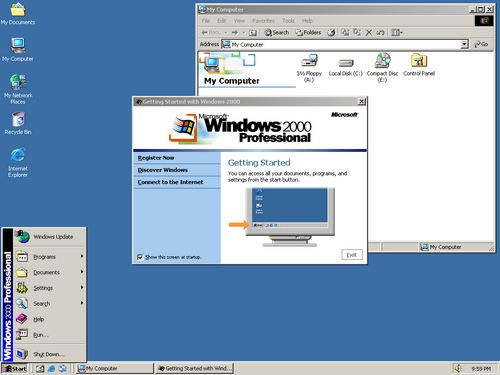 Windows 2000 (v5)